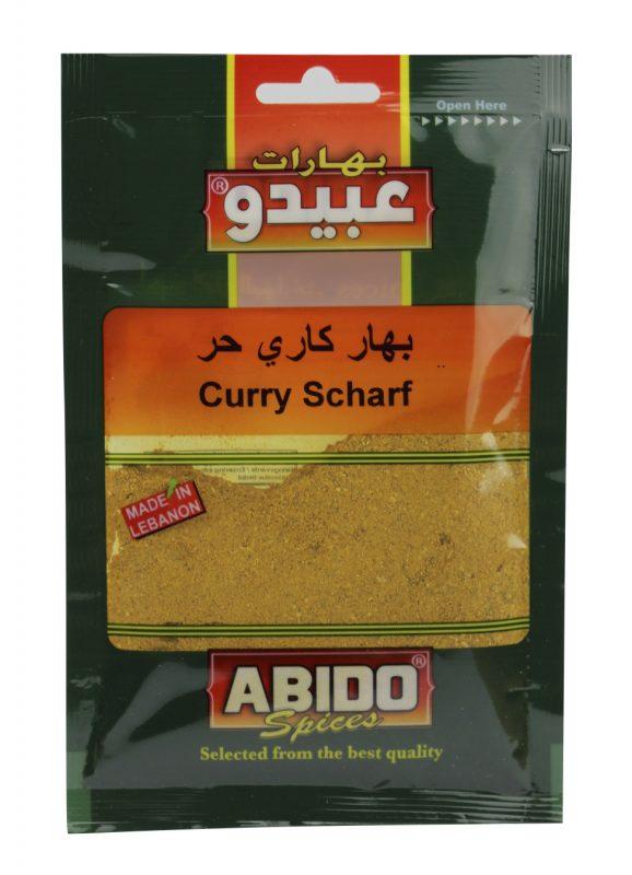 Curry Gewürz 50g