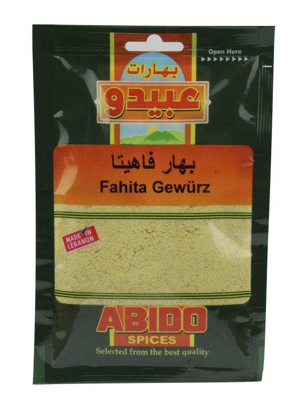 Fahita Gewürz 50g