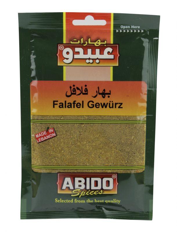 Falafel Gewürz 50g