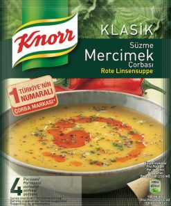 Knorr rote Linsensuppe 250ml