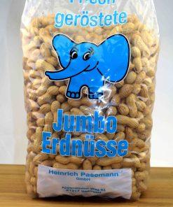 Jumbo Erdnüsse 2.5 Kg