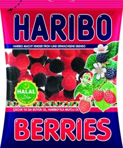 Haribo Berries Halal 100g