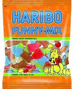 Haribo Funny Mix Halal 80g