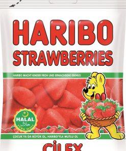 Haribo Erdbeeren Halal 100g