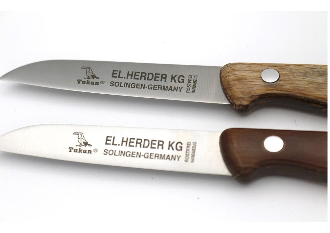 2 Solinger Schälmesser von El.Herder1
